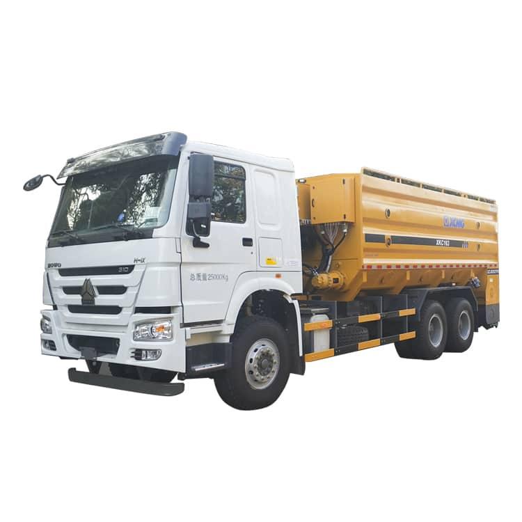 XCMG official manufacturer asphalt sprayer powder binder spreader XKC163 for sale