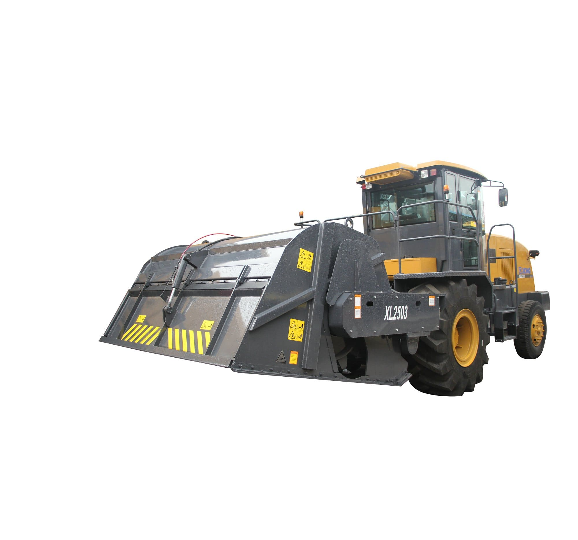 XCMG Official Road Stabilized Soil Mixing Machine XL2503 For Sale