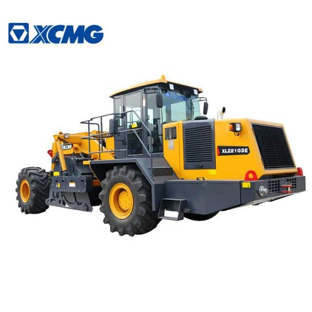 XCMG Official Road Construction Machinery XLZ2103E Brand New Road Reclaimer for Sale