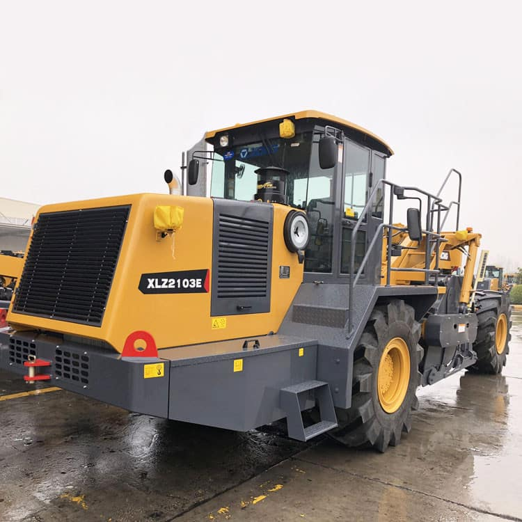 XCMG Road Construction Machines 2m Cold Recycler Soil Stabilizer Machinery XLZ2103E For Sale