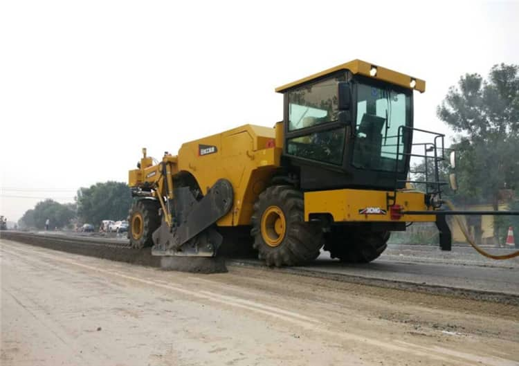 XCMG Construction Equipment Machinery Road Cold Recycling Soil Machine Asphalt XLZ2103S Price