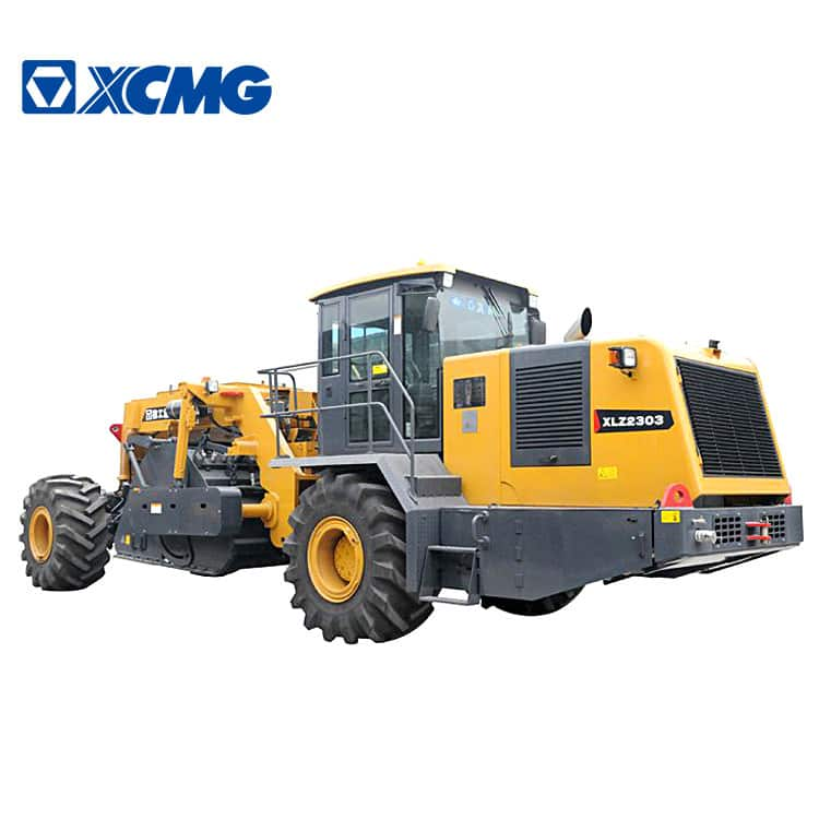 XCMG Road Construction Machine Soil Recycling 2.3 Meter Cold Asphalt Recycler XLZ2303 For Sale
