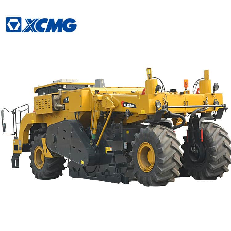 XCMG Official XLZ230K Construction Machinery Road Cold Recycler for Sale