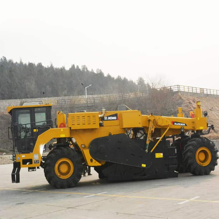XCMG Road Cold Recycling Machine China Asphalt Recycler 2.3m Road Reclaimer XLZ230K Price
