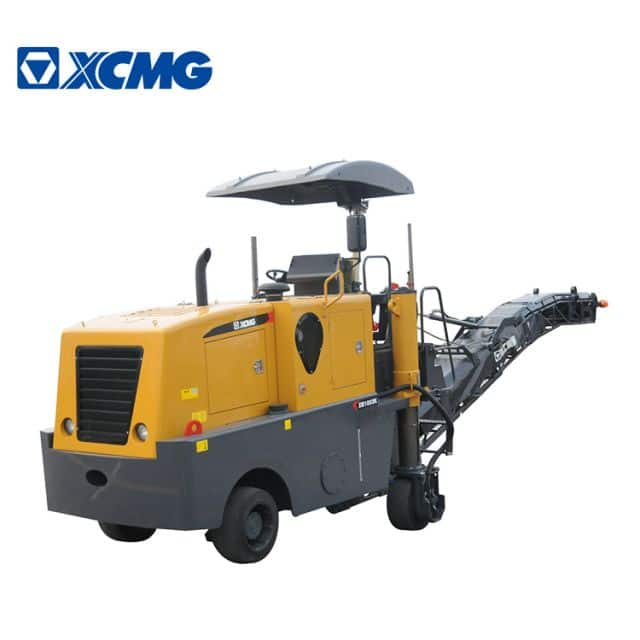 XCMG milling machine 1m XM1003K mini cold planer asphalt road milling machine with part for sale