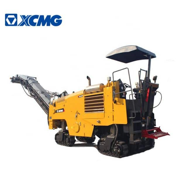 XCMG 1.2m small cold planer XM120F road milling machine lathe multifunction milling machine for sale