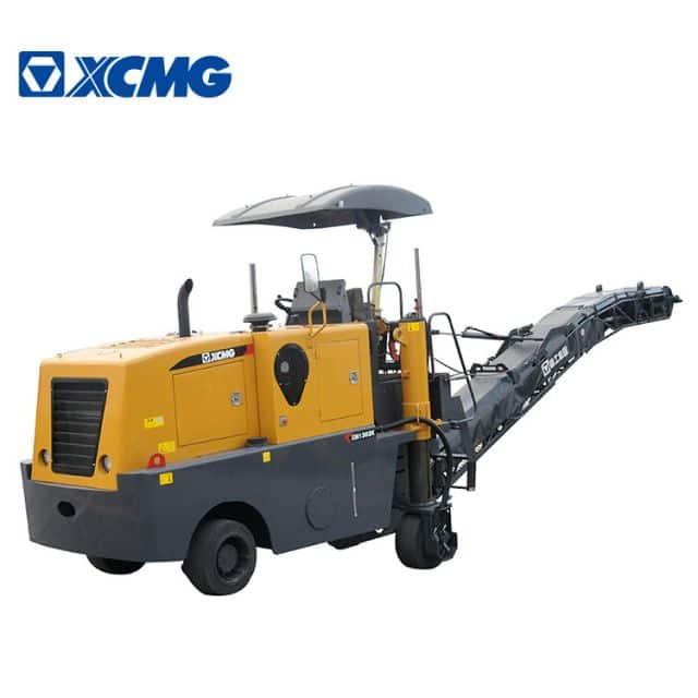 XCMG road milling machine XM1303K 1.3m road cold planer construction road milling machine for sale