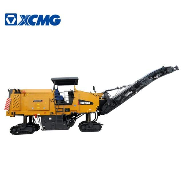 XCMG cold milling planer machine XM200K high quality 2m mini asphalt concrete road milling for sale