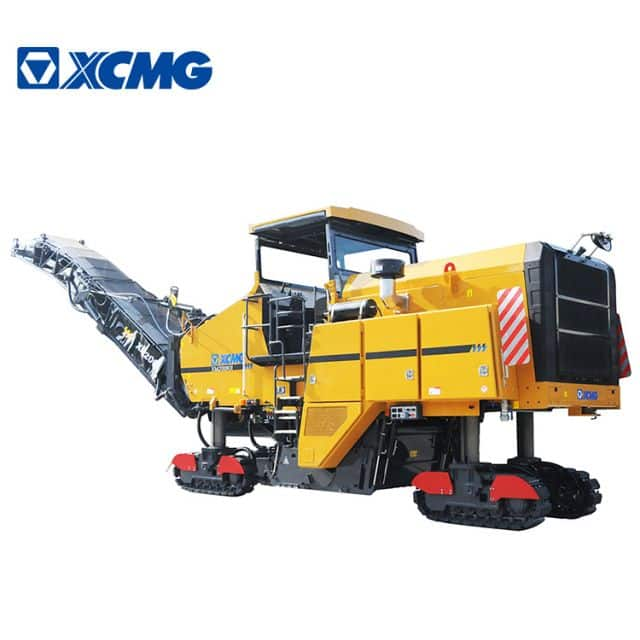 XCMG 2m cold planer machine XM200KII small asphalt road milling machinery with parts price for sale