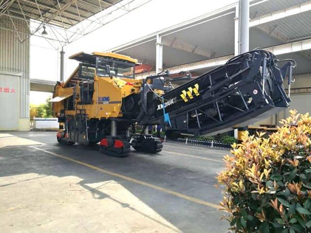 XCMG 2m cold planer asphalt machine XM200KII with attachment price