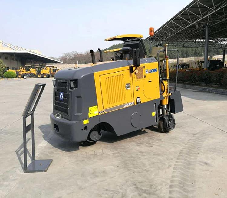 XCMG 0.35m mini asphalt lathe China milling machine XM353 for sale