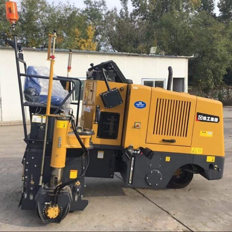 XCMG mini cold planer China road asphalt milling 0.35m XM353