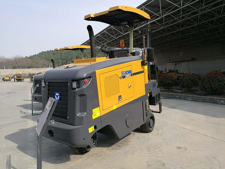 XCMG 500mm mini cold planer asphalt XM503 China road planer milling machine