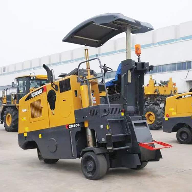 XCMG 500mm Small Asphalt Milling Machine XM503 Construction Machinery