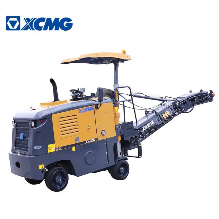 XCMG official 500mm XM503K road concrete asphalt milling machine price