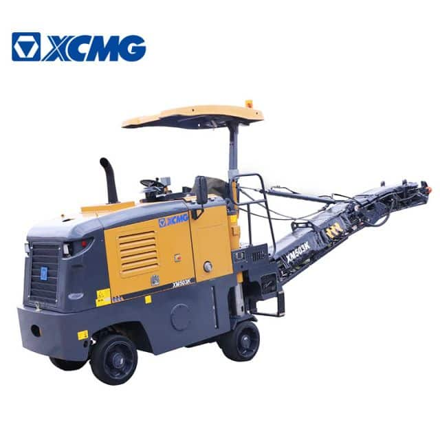 XCMG 0.5m milling planer machine XM503K China mini small cold milling machine asphalt road for sale