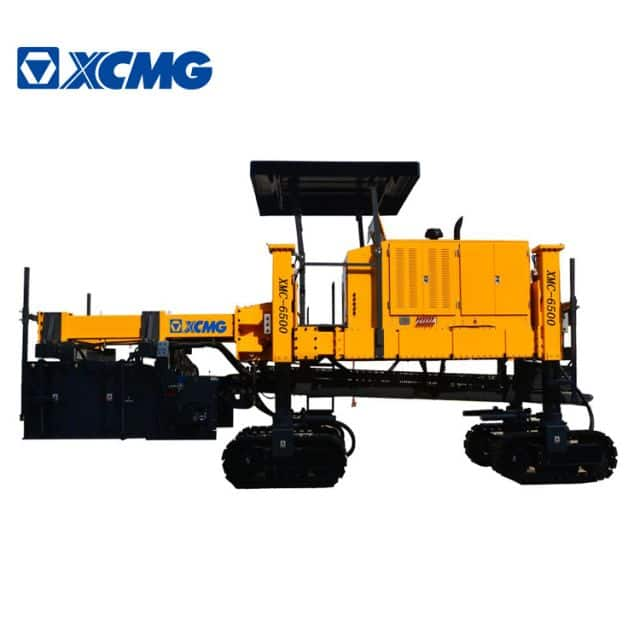 XCMG road machinery XMC-6500 versatile slip form concrete paver