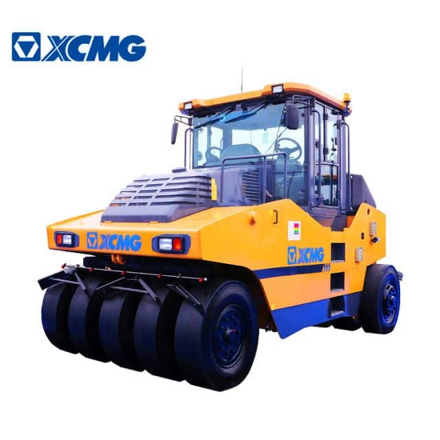 XCMG Official 26 Ton Asphalt Rollers XP263 Hydraulic Tire Roller Compactor for sale