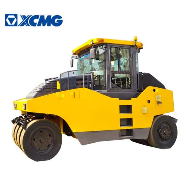 XCMG 26 ton road roller XP263 pneumatic static road roller machine Price