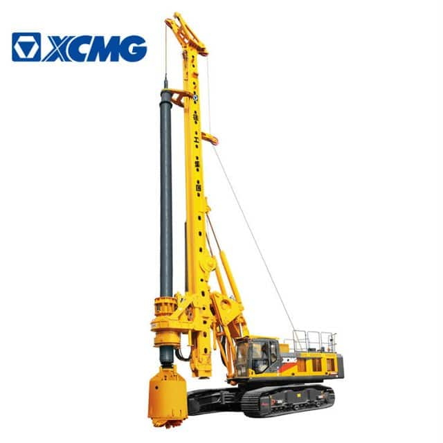 XCMG Official Rotary Drilling Rig XR280D China Portable Drilling Rig for Sale
