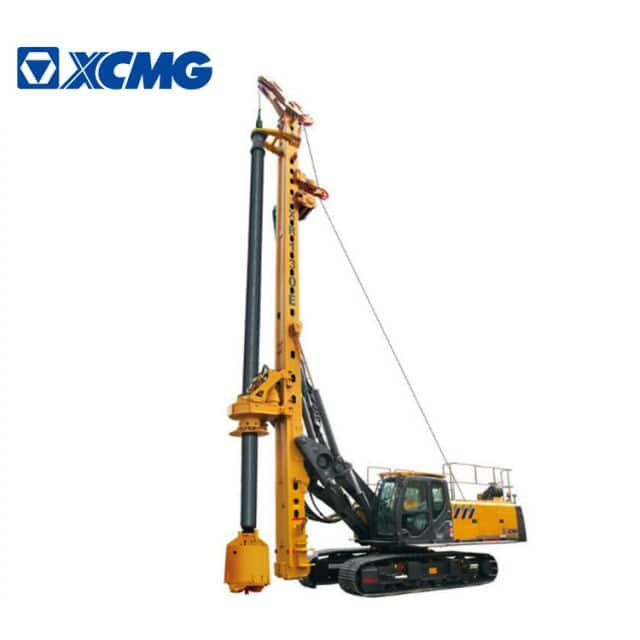 XCMG Official 50 Meter Drilling Rig Machine XR130E China Rotary Table Drilling Rig Price