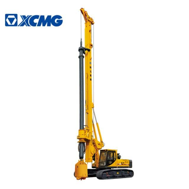 XCMG XR150D China New Hydraulic Crawler Rotary Drilling Rig Price
