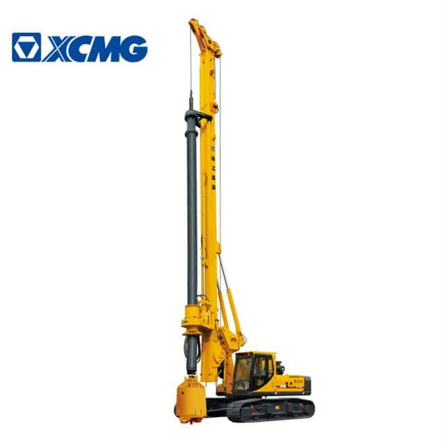 XCMG Official 46 Meter Rotary Drilling Dig XR180D China Mine Drilling Rig Machine Price