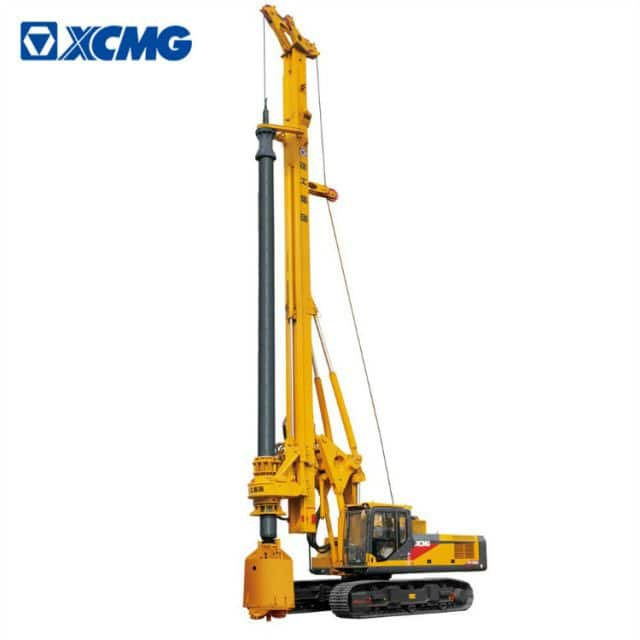 XCMG Official 67m Rotary Drilling Rig XR220DⅡ China Drilling Rig Machine Price