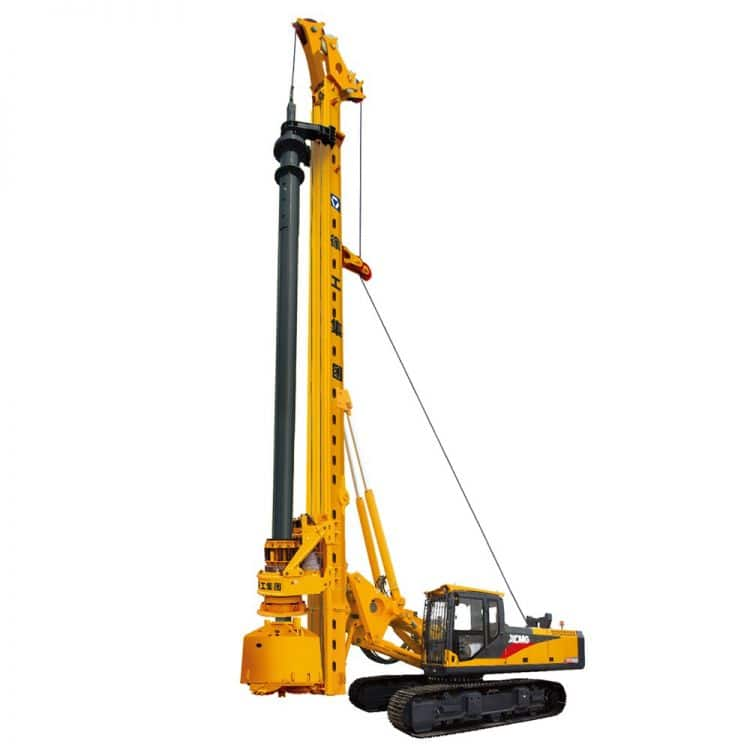 XCMG Official XR180DII Rotary Drilling Rig for sale