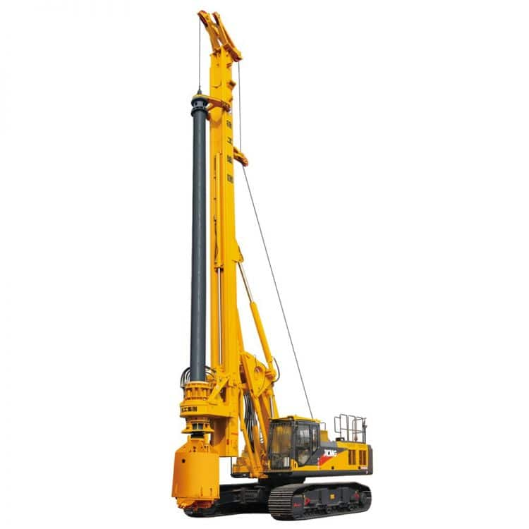 XCMG official manufacturer XR220D rotary drilling rig for sale
