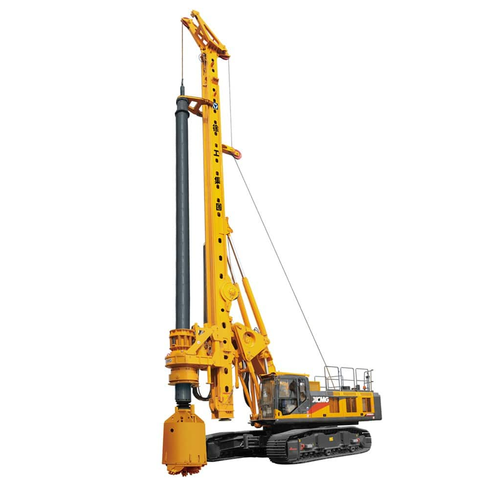 XCMG Official XR280DII Rotary Drilling Rig for sale