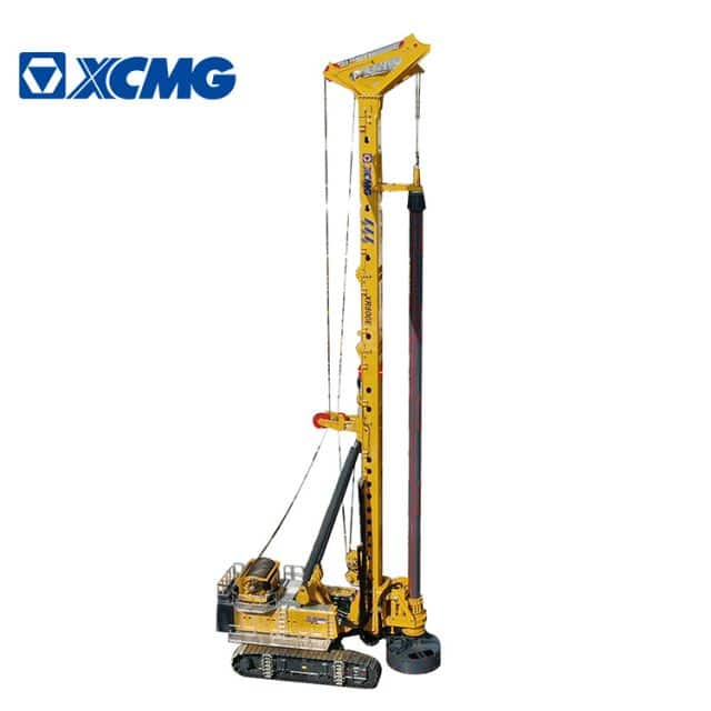 XCMG Official 150 Meter Rotary Table Drilling Rig XR800E China New Small Drilling Machine Price
