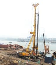 XCMG new 105m Rotary Drilling Rig XRS1050 Piling Rigs Machine Made in China