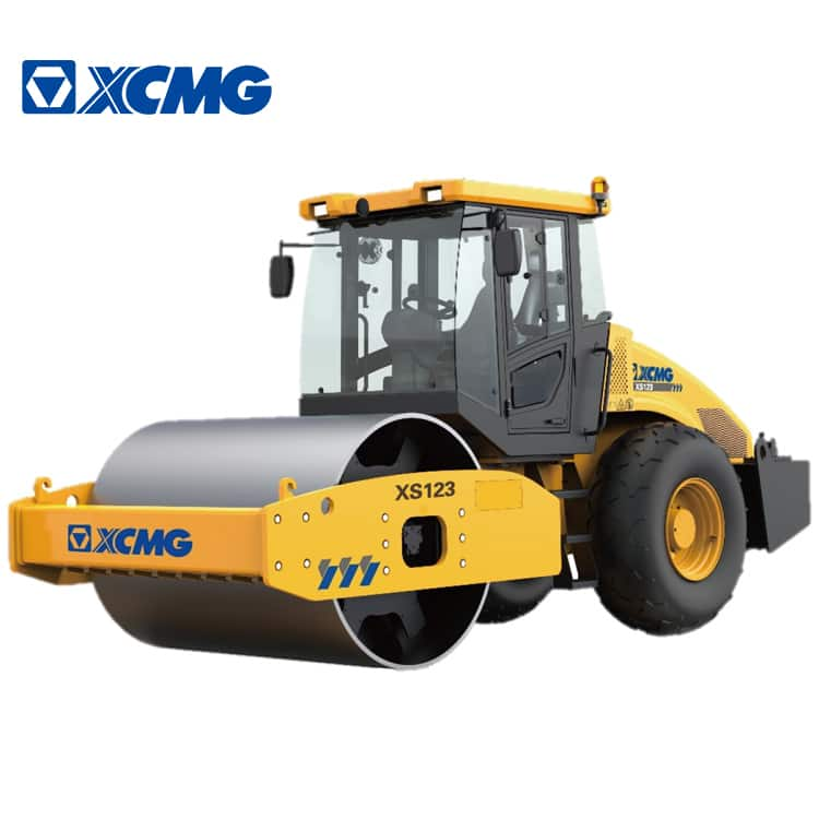 XCMG Official XS123 Road Roller for sale