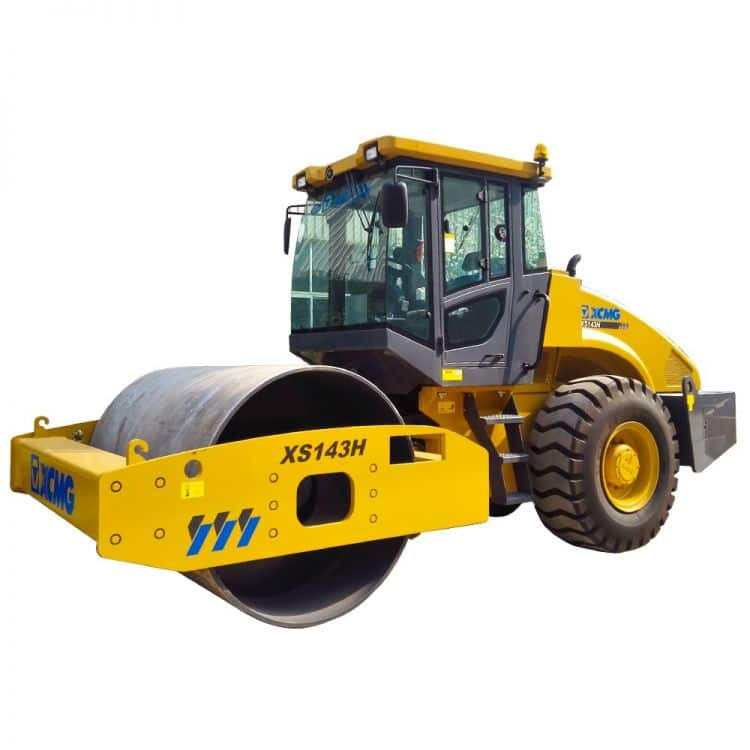 XCMG Official XS143H Road Roller for sale