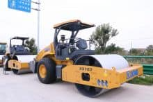 XCMG XS163 16ton road roller compactor machine price