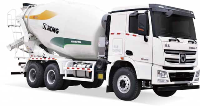 XCMG XSL4313 Mobile Concrete Truck Mixer Concrete Mixer Machine Truck Good Price For Sale