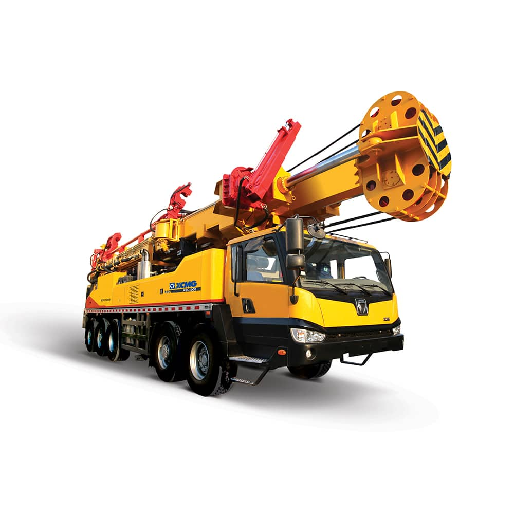 XCMG Official Manufacturer Water Well Drilling Rig XSC20/1000 for sale
