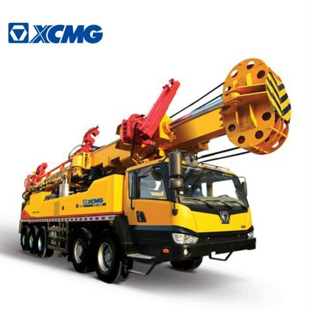 XCMG Official 2000 Meter Deep Water Well Drilling Rig XSC20/1000 Hydraulic Water Well Drilling Rig Price
