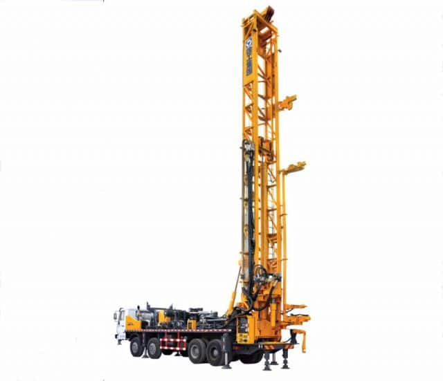XCMG Official Manufacturer Water Well Drilling Rig XSC260 for sale