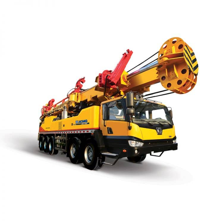 XCMG Official Manufacturer Water Well Drilling Rig XSC30/1200 for sale