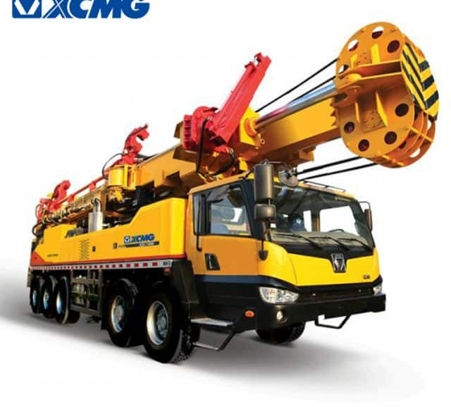 XCMG Official 1000 Meter Water Well Drilling Rig XSC10/500 China Truck Mounted Drilling Rig Machine Price