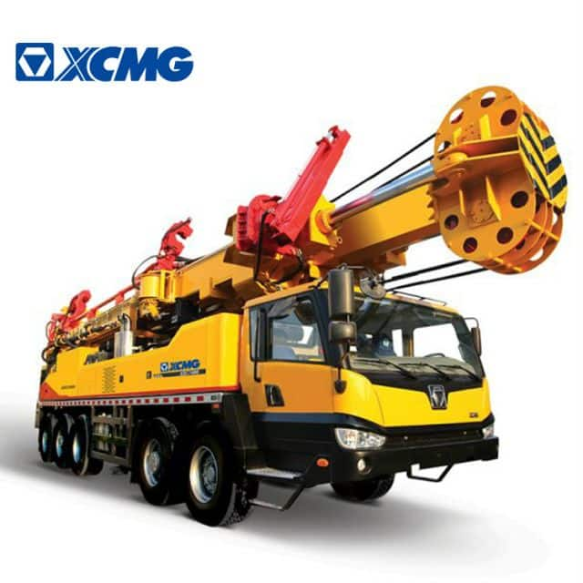 XCMG Official 3000m Deep Well Drilling Rig XSC30/1200 China Truck Mounted Water Well Drilling Rig for Sale
