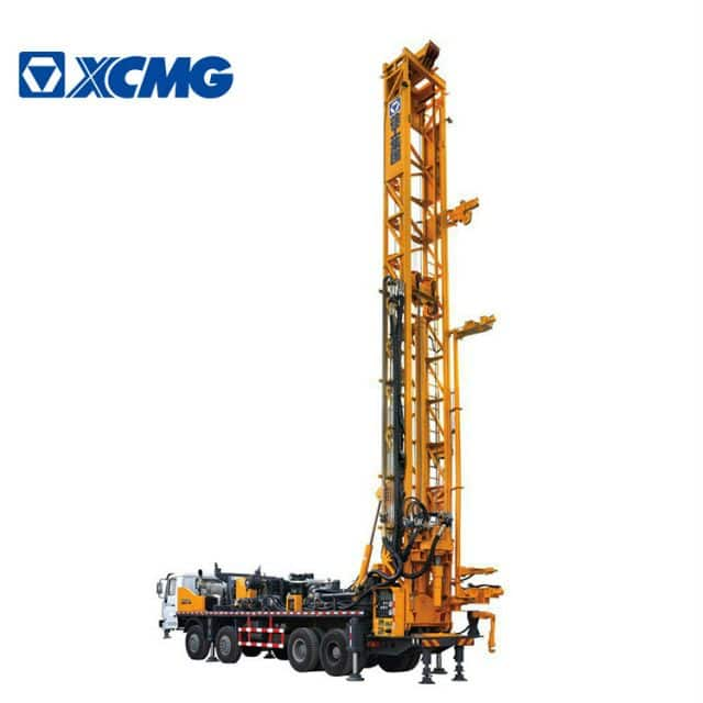 XCMG Official 500 Meter Water Well Drilling Rig XSC5/260 China Borehole Drilling Machine Price