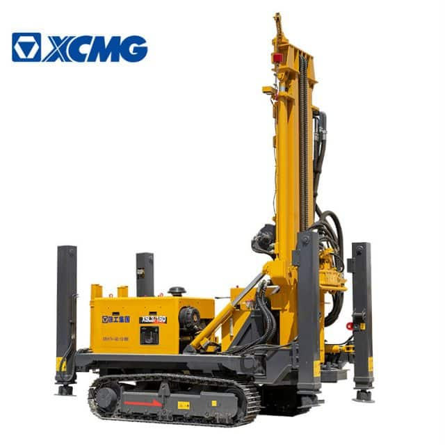 XCMG Official 300 Meter Hydraulic Water Well Drilling Rig XSL3/160 China Well Drilling Rig Machine for Sale