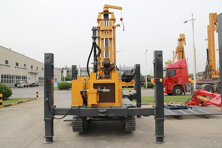 XCMG XSL3/160 300m Small Hydraulic Water Well Drilling Rigs Price