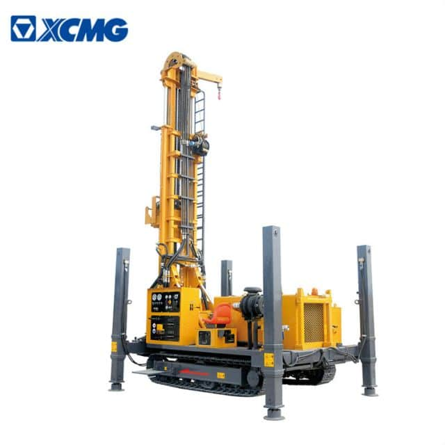 XCMG Official 400 Meter Water Well Drilling Rig XSL4/180 China Borehole Drilling Machine for Sale
