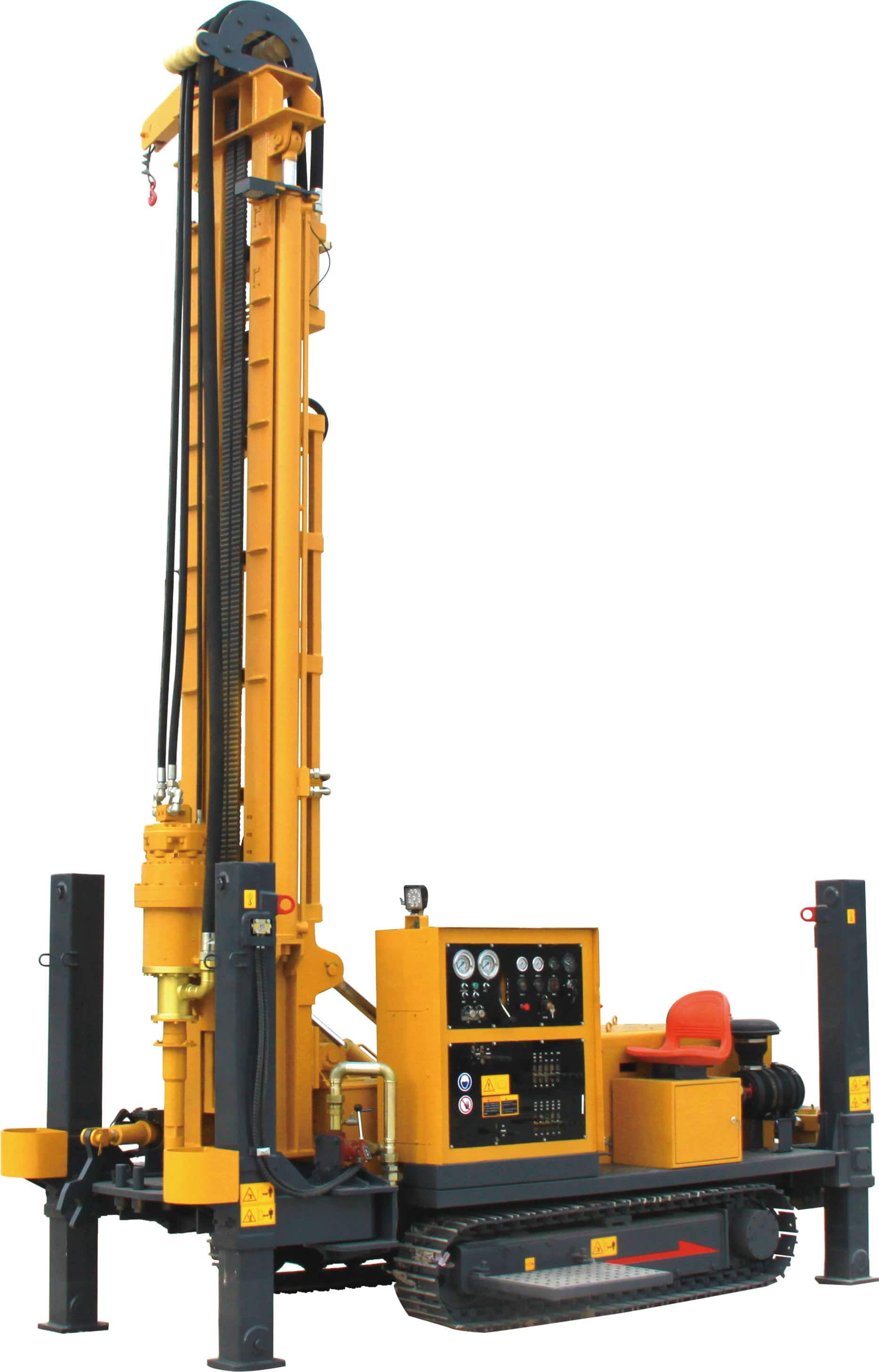 XCMG Official Manufacturer Water Well Drilling Rig XST10/500 for sale