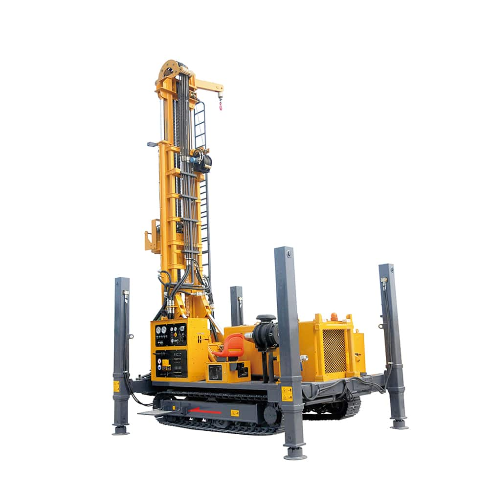 XCMG Official Manufacturer Water Well Drilling Rig XSL5/260 for sale