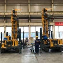 XCMG Manufacturer 700 Meter Deep Water Well Drill Rig Machine XSL7/350 Price
